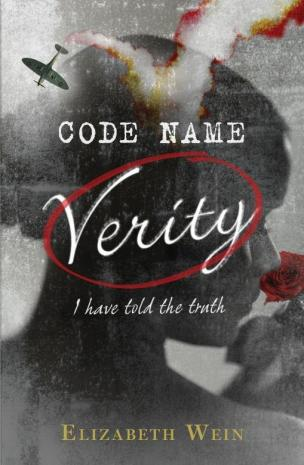 Image result for code name verity book cover
