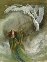 The Six Swans, P.J. Lynch