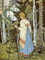 vasilissa the beautiful bilibin