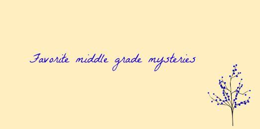favorite mg mysteries
