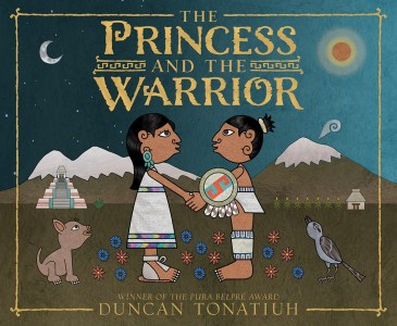 Image result for princess and the warrior duncan tonatiuh