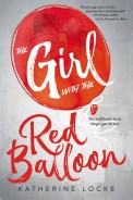 july girl red balloon