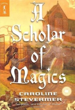 scholar of magics