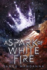 spark of white fire